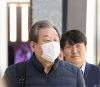 출국하는 김무성 자유한국당 의원