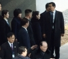 북한 김여정-김영남 방남