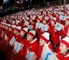 북한 응원