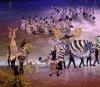 평창동계올림픽 개막공연 시작