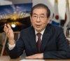 박원순, 12일 민주당 당사서 서울시장 출마 선언
