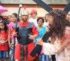"""부활절 앞두고 '피의 의식' 치르는 필리핀…""""십자가 못 박히는 고통을"""""""