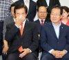 한국당, 지도부 전원 사퇴…당분간 김성태 권한대행 체제