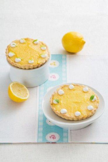 「오늘의 레시피」 레몬 타르트