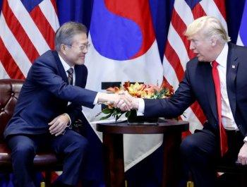 """트럼프 """"2차북미회담, 곧 시간·장소 발표"""""""
