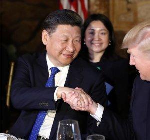 """트럼프, 미중회담 뒤 트위터 """"무역문제 ..."""