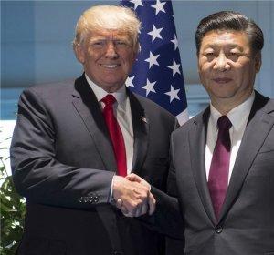 """트럼프, 시진핑에 """"北에 무언가 조치해야..."""