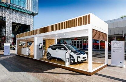 BMW, 전기차 'i3 94Ah' 판매 개시…5950만~6550만원