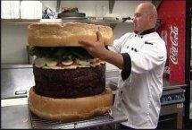 아직 성공한 사람이 없다는 햄버거