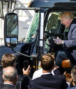 트럼프, '아 짜증난다'