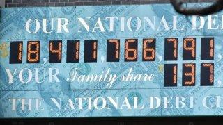 [美 채무의 경제학]②초당 2만달러씩 늘어난다는 미국 국가부채, 전부 얼마나 될까?
