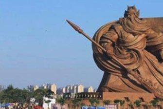 중국이 얼마나 관우를 숭배하는지 보여주는 한 컷