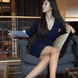 유승옥 '각선미 부심 뿜뿜'