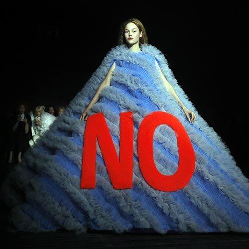 'NO!'