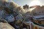 의정부 제일시장 화재…강한 바람 타고 불길 번지는 중