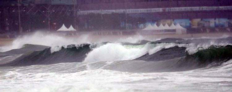 23일 '태풍 솔릭' 한반도 관통…큰 피해 우려