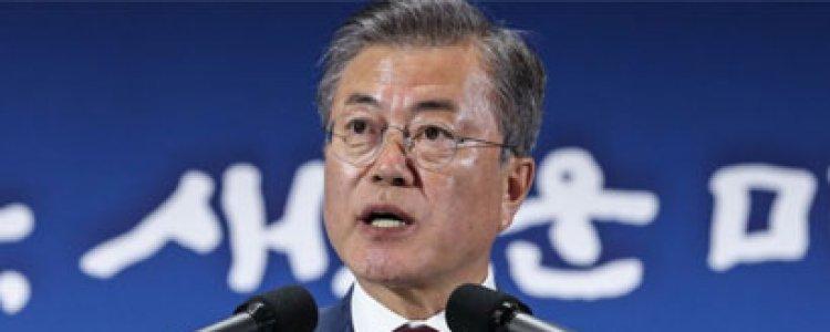 트럼프에 北 김정은 비공개 메시지 전달