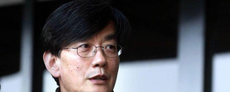 '폭행 의혹' 손석희 대표, 경찰 출석