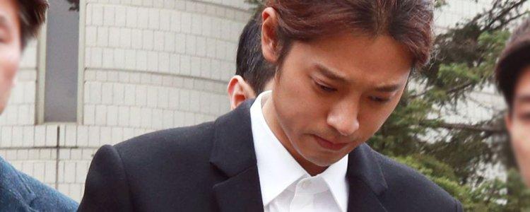 '성관계 몰카' 혐의 정준영 구속