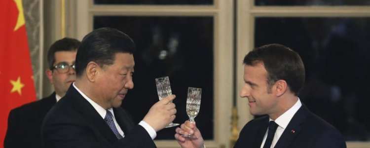 시진핑 '45조원 통큰 선물'에 유럽동맹 '흔들'