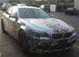 [포토]BMW '억대' 고성능 수퍼카 'M5' 스파이샷 찍혀