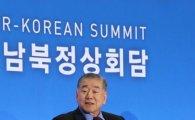 """문정인 """"완전한 비핵화는 CVID와 동의어…남북미 보편적 이해""""(종합)"""