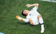 [러시아월드컵] 박주호, 햄스트링 미세 손상으로 3주 아웃…남은 경기 못 뛴다