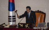 후반기 국회 상임위원장 구성…운영위 홍영표·법사위 여상규