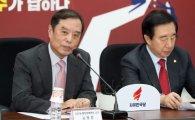 한국당, 비대위원장에 김병준 교수 내정