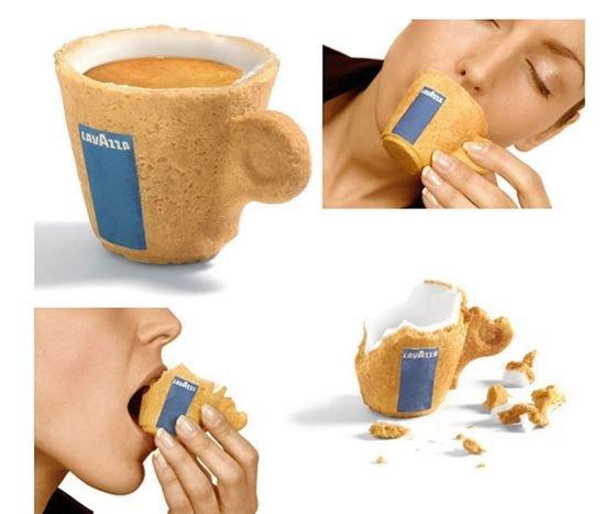 커피도 마시고 커피잔도 먹고 - 아시아경제