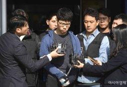 '강서 PC방 살인' 김성수, 당황한 기색 없이…