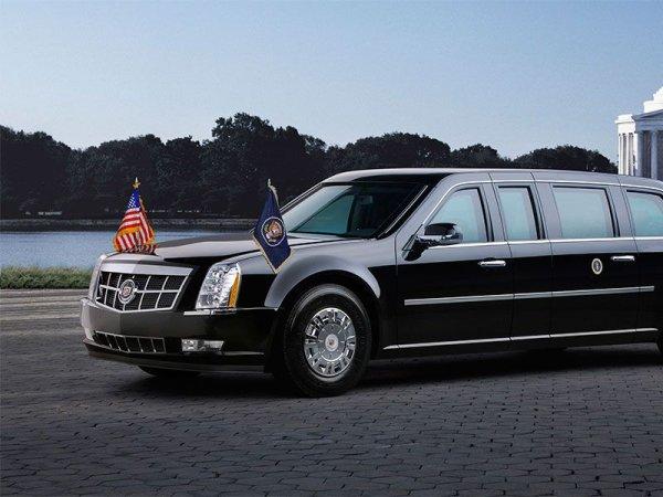 美대통령 전용차 운전기사의 남다른 '운전실력'(영상)