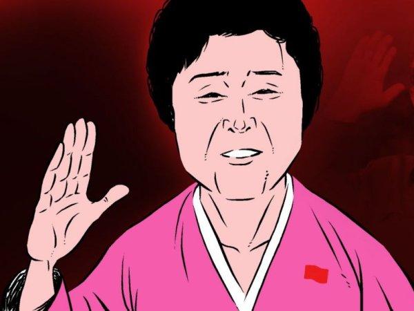 '金씨 정권의 입' 리춘희 아나운서의 평소 말투는?
