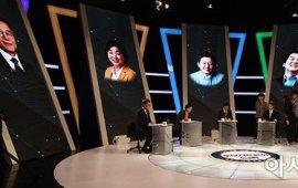 [포토]경제분야 토론회 벌이는 후보들