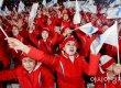 이게 바로 북한 응원단