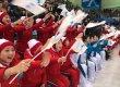 북한의 미녀 응원단, 평창을 사로잡다