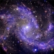 [스페이스]초신성 폭발하는 '불꽃 은하'