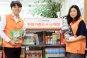 """[포토]갤러리아면세점63 봉사단 """"지역 어린이도서관을 지원합니다"""""""