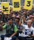 [포토]청와대 앞 택배노동자 결의대회