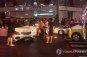 안산에서 택시-승용차 충돌...운전자 2명 숨지고 택시 승객 중상