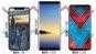 """""""'아이폰X', 갤노트8·V30 보다 최대 통신속도 절반 수준"""""""