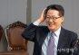 [포토] 미소 짓는 박지원 전 대표