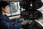 """""""졸리면 쉬었다 가세요"""" 현대차, 평창올림픽때 운전자 표정 읽는 수소버스 운행"""