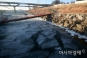 [포토]최강한파에 얼어붙은 한강