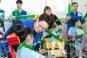 효성, 장애아동과 함께하는 체육대회 진행