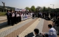 [포토] 청와대 앞 자유한국당 집결