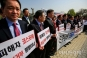 [포토] 자유한국당, 드루킹 사건 특검 촉구