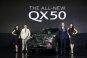 [2018 부산모터쇼]인피니티 코리아, 가변압축비 엔진 기술 담은 SUV QX50 공개
