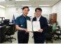 우형찬 서울시의원, 흉기 난동범 제압 경찰 표창