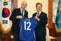 [러시아월드컵] 文오는 멕시코전서 '2030 동북아 월드컵' 불지핀다
